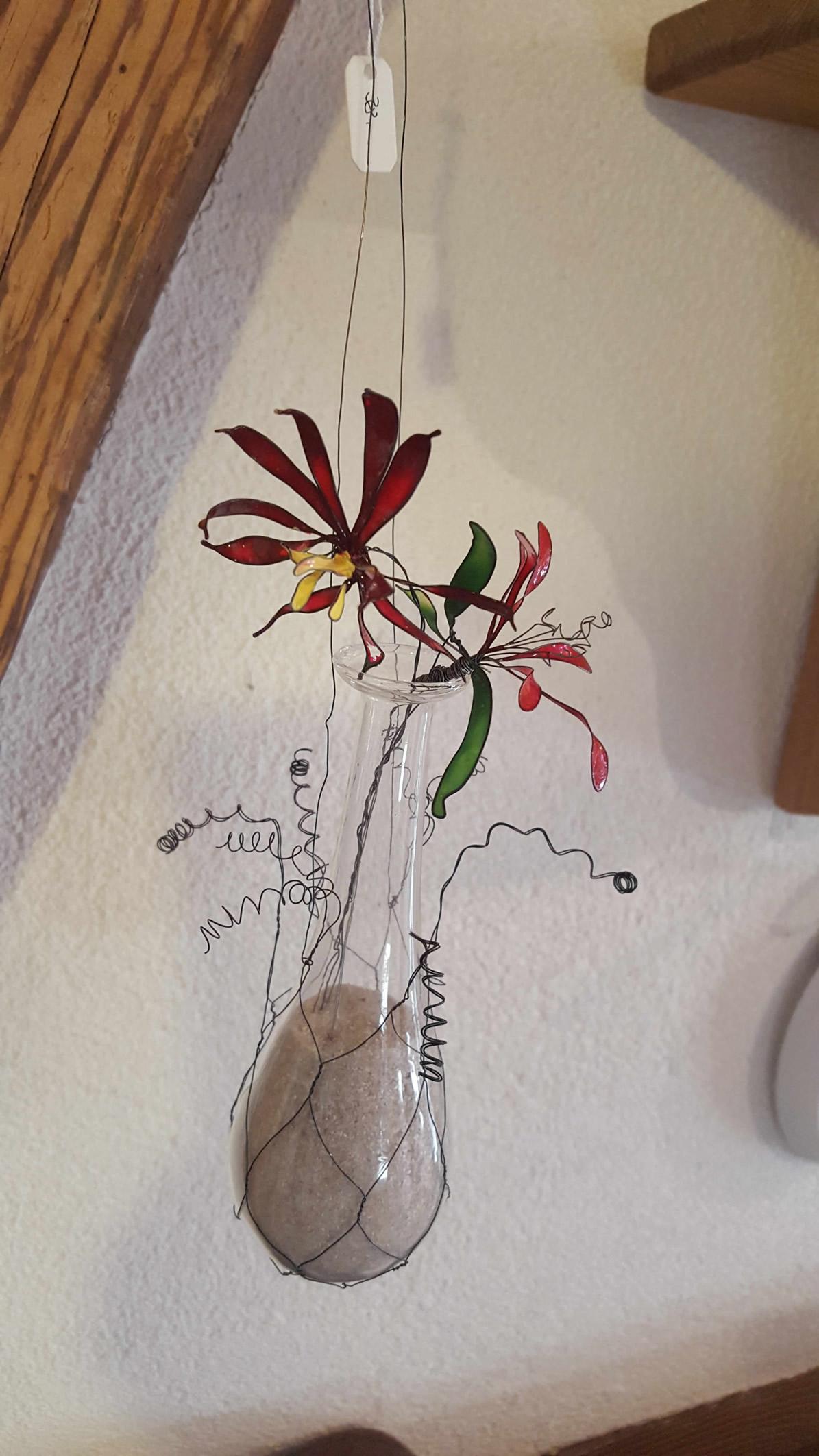 Berühmt Drahtblumenmuster Galerie - Elektrische Schaltplan-Ideen ...